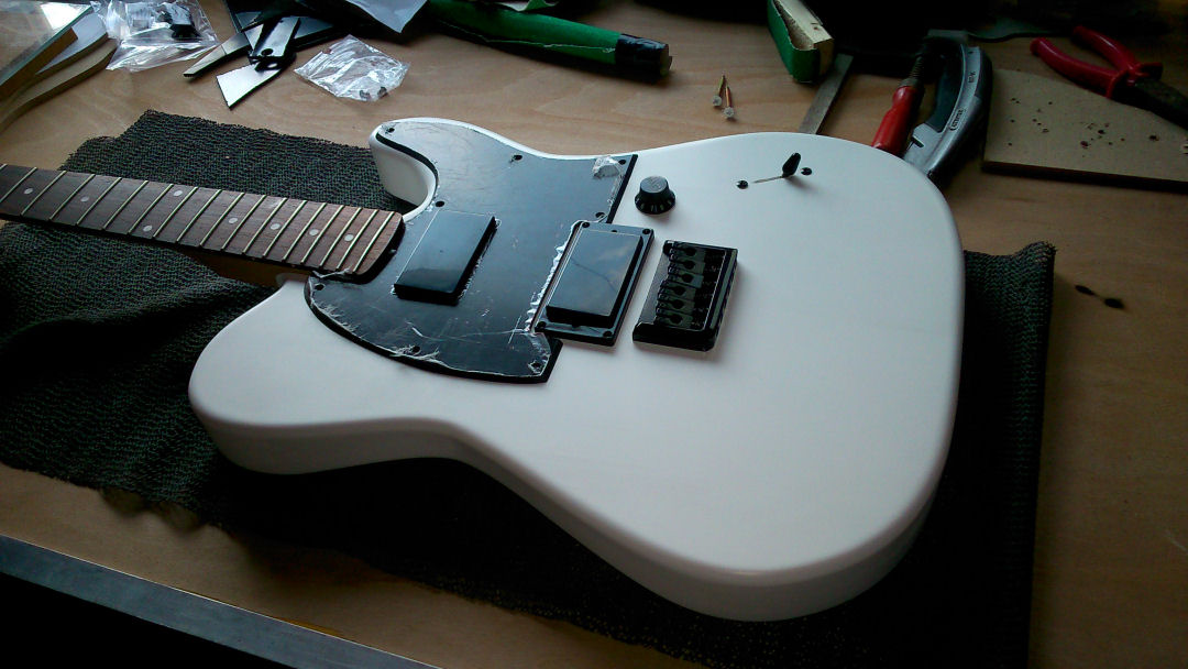 Jim Root(ish) Telecaster Build - Ultimate Guitar
